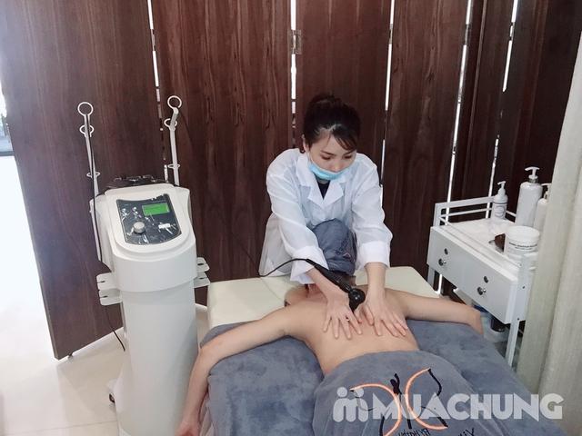 Trị liệu đau nhức xơ hóa cơ bằng sóng cao tần Radio tại Xing Beauty Medi  - 16