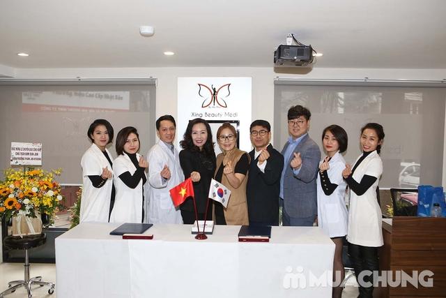 Trị liệu đau nhức xơ hóa cơ bằng sóng cao tần Radio tại Xing Beauty Medi  - 10