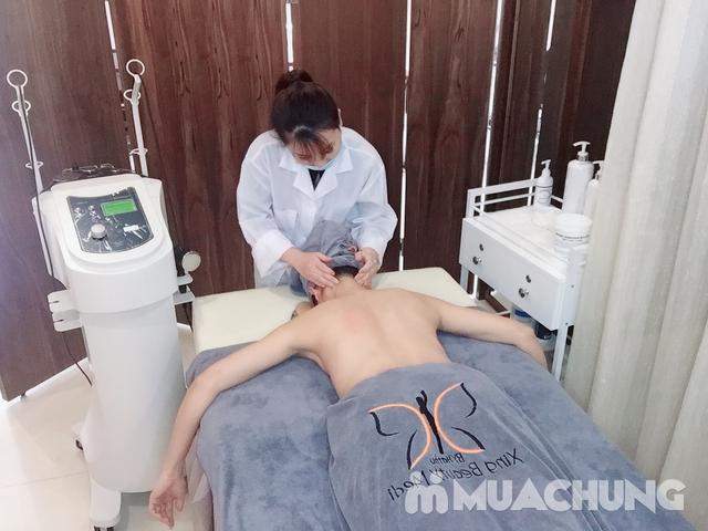 Trị liệu đau nhức xơ hóa cơ bằng sóng cao tần Radio tại Xing Beauty Medi  - 19