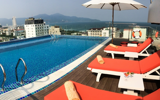 Grand Sunrise 2 Da Nang 3* - Superior City View - 7