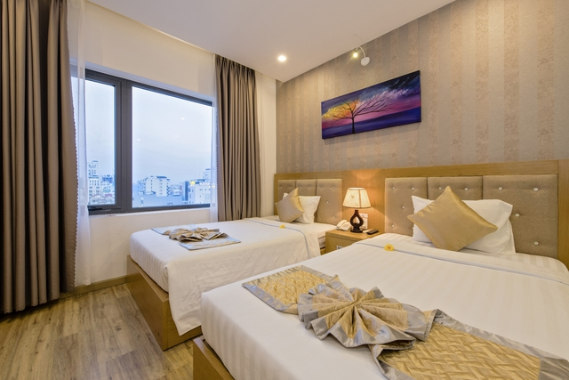 Grand Sunrise 2 Da Nang 3* - Superior City View - 12