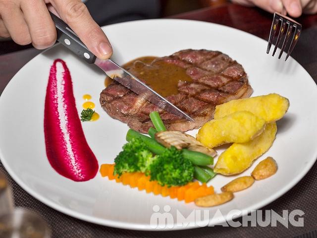 Thưởng thức Steak Combo tại Nhà hàng Wine & Steak House Hồ Tây - 4