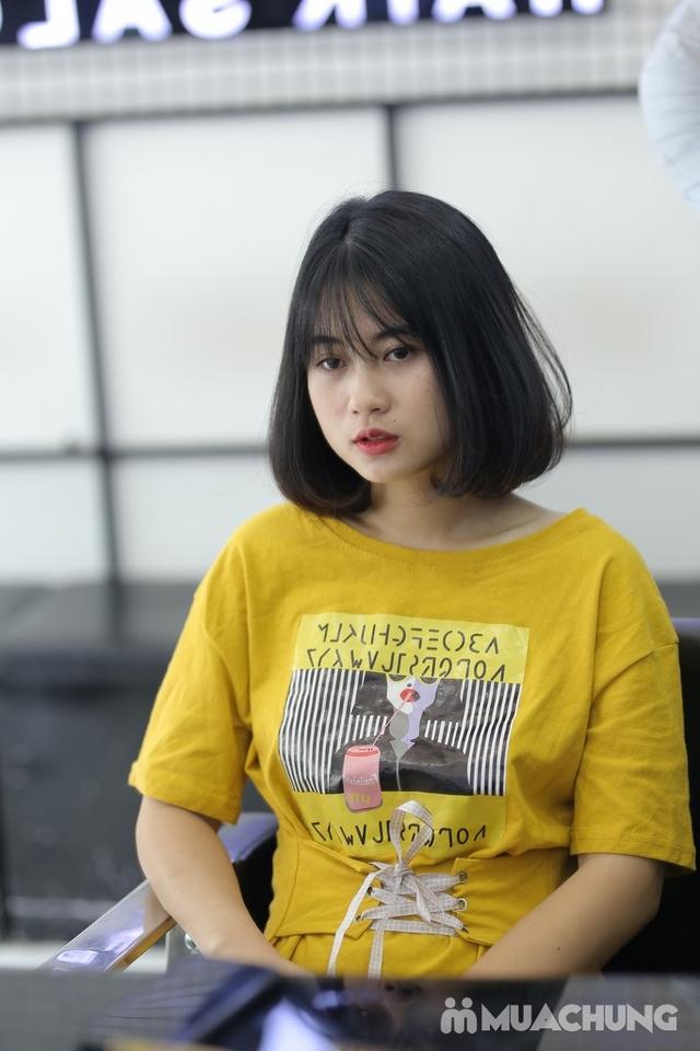 Chọn 1 trong 3 gói làm tóc chuyên nghiệp với sản phẩm Sophia Hàn Quốc tại MyQ Hair Salon - 16