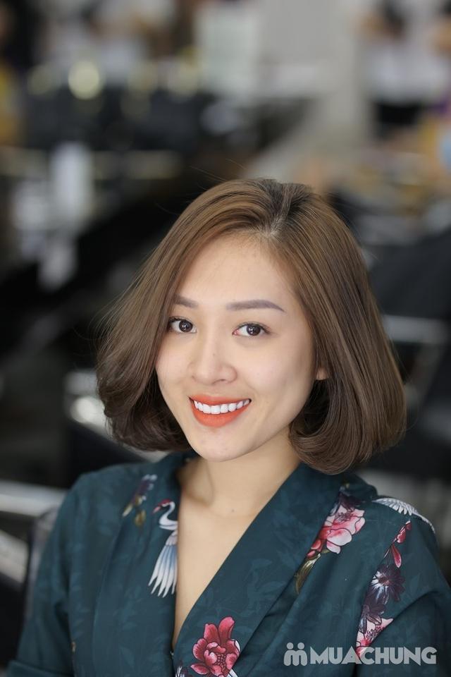 Chọn 1 trong 3 gói làm tóc chuyên nghiệp với sản phẩm Sophia Hàn Quốc tại MyQ Hair Salon - 15
