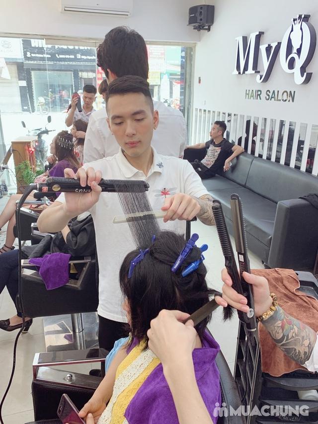 Chọn 1 trong 3 gói làm tóc chuyên nghiệp với sản phẩm Sophia Hàn Quốc tại MyQ Hair Salon - 17