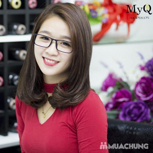 Chọn 1 trong 3 gói làm tóc chuyên nghiệp với sản phẩm Sophia Hàn Quốc tại MyQ Hair Salon - 7