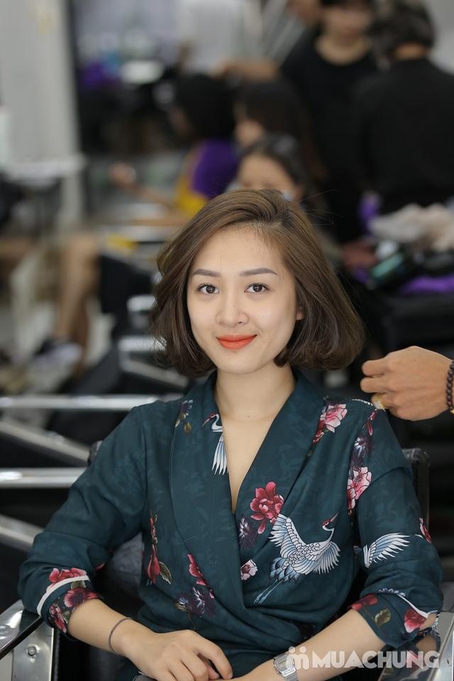 Chọn 1 trong 3 gói làm tóc chuyên nghiệp với sản phẩm Sophia Hàn Quốc tại MyQ Hair Salon - 13
