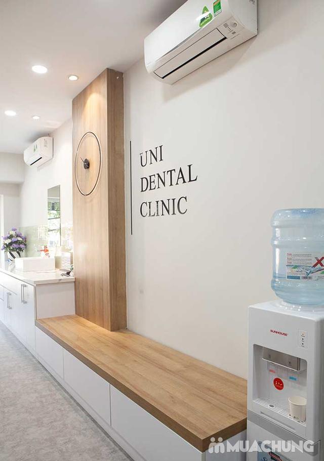 Bọc Răng Sứ Titan - Crom - Niken (Bảo Hành 2 Năm) Miễn Phí Chụp Phim Panorama Chỉ Có Tại Nha Khoa Thẩm Mỹ Quốc Tế Uni Dental - 25