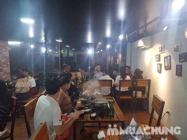 Buffet lẩu hoặc nướng Menu 129K siêu hấp dẫn + free coca tại NH Sen Vàng - 23