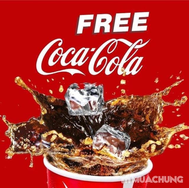Buffet lẩu hoặc nướng Menu 129K siêu hấp dẫn + free coca tại NH Sen Vàng - 17