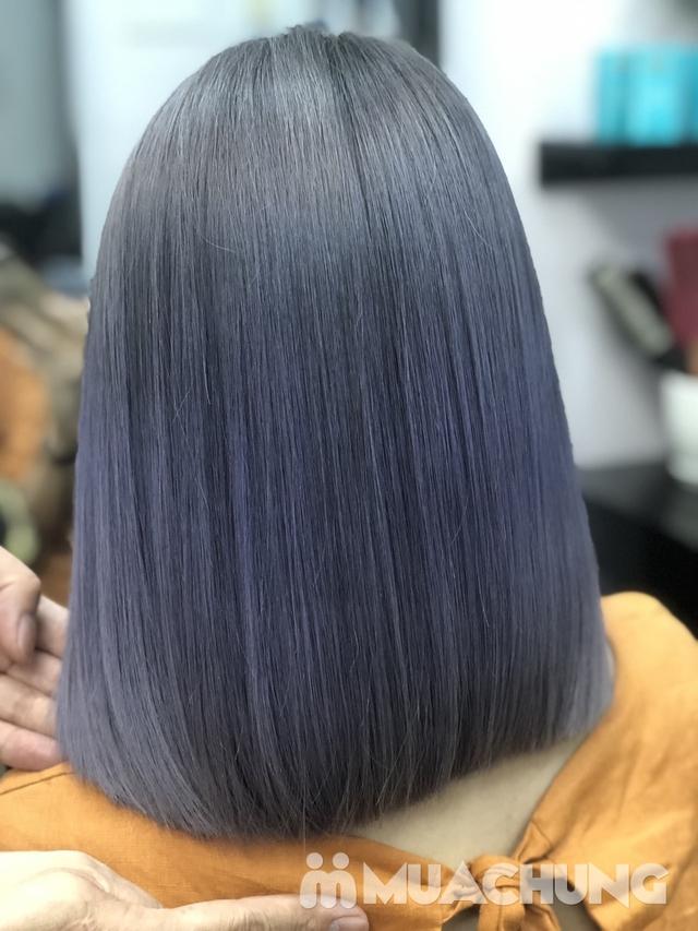 Cắt Tạo kiểu + Gội xả + Dưỡng + Cạo mặt nhẹ nhàng + Massage mặt tại Wind Hair Studio - 11