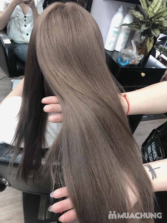 Chọn 1 trong 2 DV:Cắt tạo kiểu/dưỡng/sấy hoặc Gội-Phục Hồi Nano Cao Cấp-Massage tại Wind Hair Studio - 10