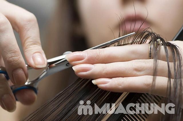 Trọn gói Cắt - Nhuộm - Dưỡng - Phục hồi - Tạo kiểu tại Wind Hair Studio - 10