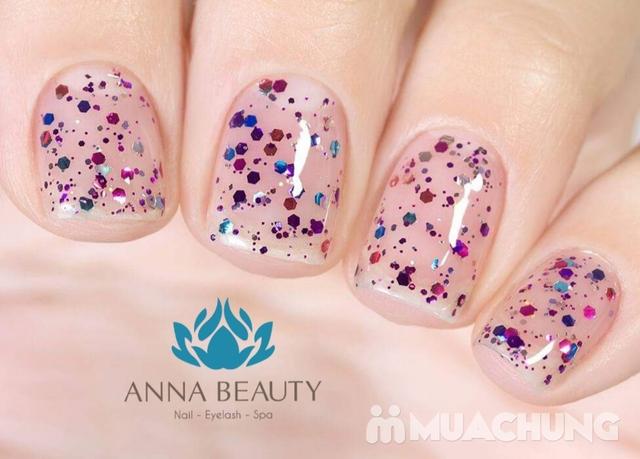 Combo Sửa + sơn móng tay và chân tại Anna Beauty Spa - 11