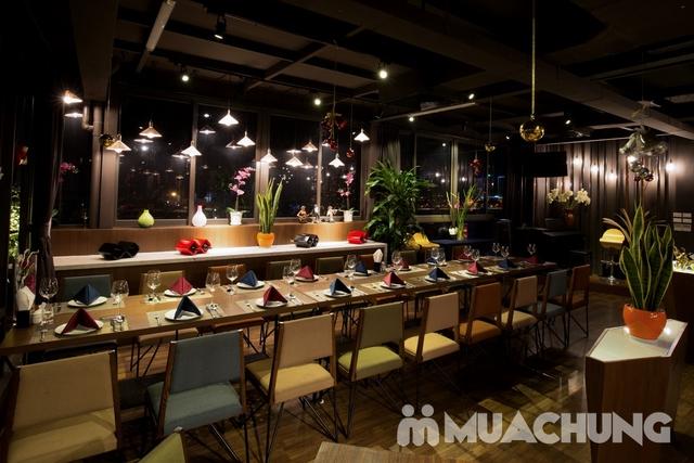 Combo Sườn Nướng tảng kiểu Mexico cho 02 người tại nhà hàng Panorama - 24