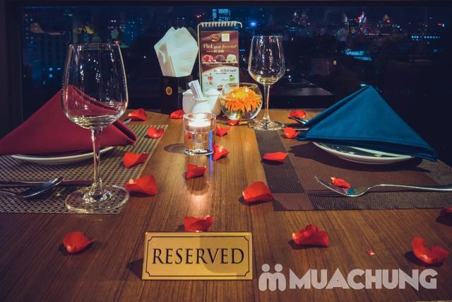 Combo Sườn Nướng tảng kiểu Mexico cho 02 người tại nhà hàng Panorama - 21