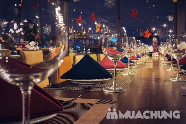 Combo Sườn Nướng tảng kiểu Mexico cho 02 người tại nhà hàng Panorama - 25