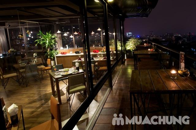 Combo Sườn Nướng tảng kiểu Mexico cho 02 người tại nhà hàng Panorama - 19