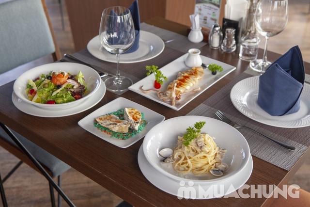 Combo Hải sản tổng hợp ngon hấp dẫn cho 2 người tại Nhà hàng PANORAMA - 8