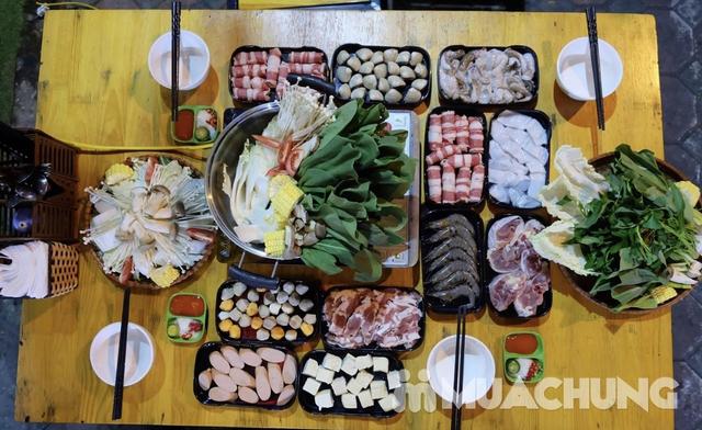 Buffet lẩu Hải sản ngon tươi ăn thỏa thích _Quán 289 - Lẩu & Nướng - 12
