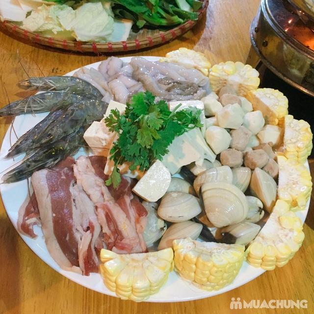 Buffet lẩu Hải sản ngon tươi ăn thỏa thích _Quán 289 - Lẩu & Nướng - 22