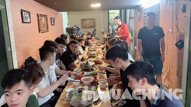 Buffet lẩu Hải sản ngon tươi ăn thỏa thích _Quán 289 - Lẩu & Nướng - 26