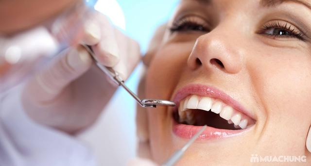 Dịch vụ nhổ Răng khôn ( Răng số 8) + lấy cao răng và đánh bóng răng - 7