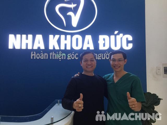 Dịch vụ nhổ Răng khôn ( Răng số 8) + lấy cao răng và đánh bóng răng - 8
