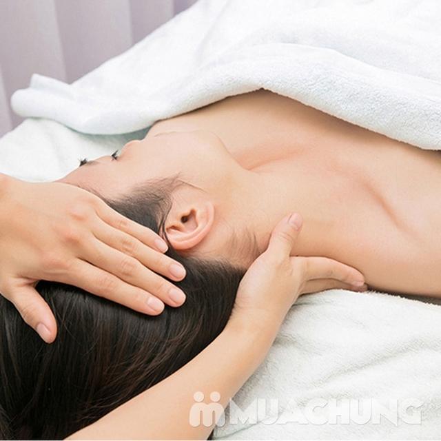 Liệu trình massage thư giãn, chăm sóc cổ vai gáy tại Peacock Beauty Spa - 6