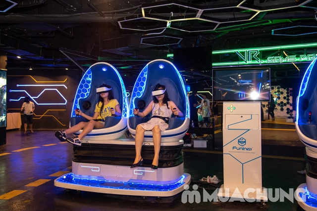 Combo nhiều ưu đãi:1 ngày vui chơi Thế giới ảo VR Games+chèo thuyền Kayak - Flamingo Đại Lải Resort - 25
