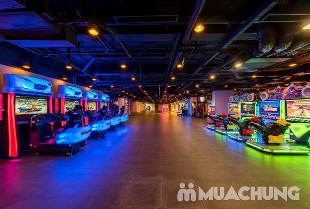 Combo nhiều ưu đãi:1 ngày vui chơi Thế giới ảo VR Games+chèo thuyền Kayak - Flamingo Đại Lải Resort - 19