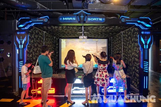 Combo nhiều ưu đãi:1 ngày vui chơi Thế giới ảo VR Games+chèo thuyền Kayak - Flamingo Đại Lải Resort - 29