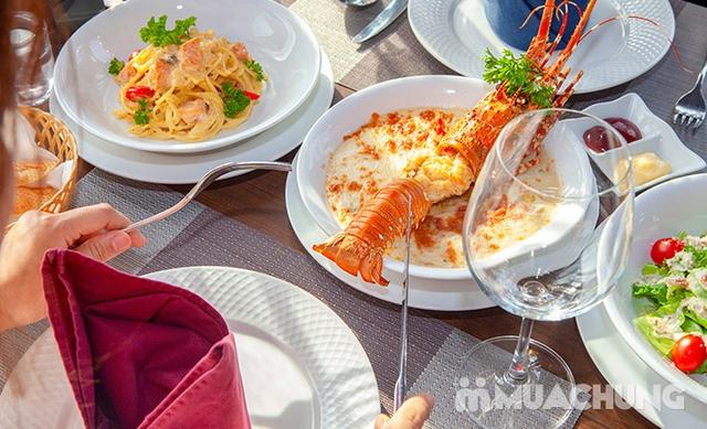 Combo Tôm hùm sang chảnh cho 2 người tại Nhà hàng Panorama - 11