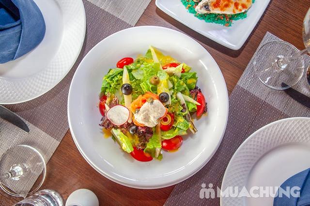 Combo Hải sản tổng hợp ngon hấp dẫn cho 2 người tại Nhà hàng PANORAMA - 9