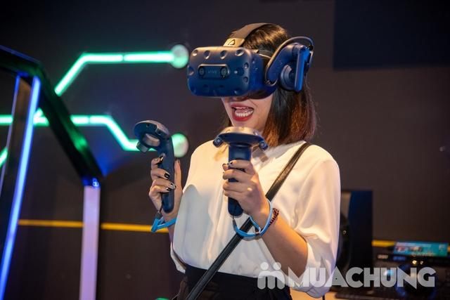 Combo nhiều ưu đãi:1 ngày vui chơi Thế giới ảo VR Games+chèo thuyền Kayak - Flamingo Đại Lải Resort - 28
