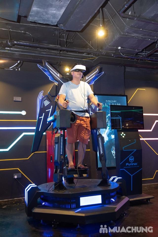 Combo nhiều ưu đãi:1 ngày vui chơi Thế giới ảo VR Games+chèo thuyền Kayak - Flamingo Đại Lải Resort - 27