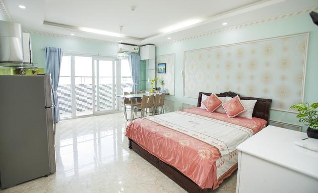 Căn hộ 1 phòng ngủ cho 4 khách Nha Trang - - 1