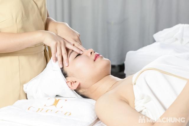 Đẩy tinh chất vàng 24k giúp dưỡng da, tăng sinh sợi Collagen tại Choco Beauty Boutique - 6