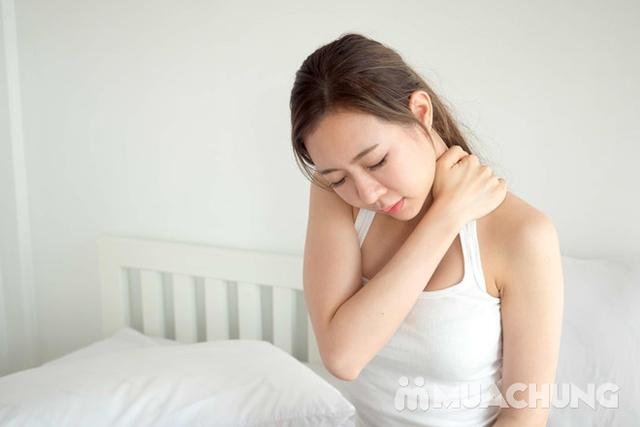Massage body với tinh dầu đá nóng tại Sunrise Cosmetics &Spa - 7