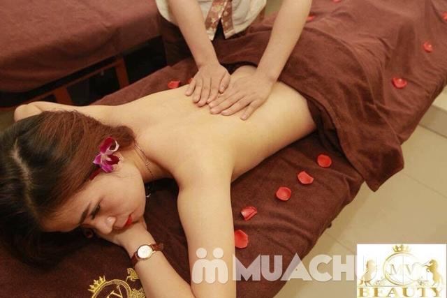 Trị liệu chuyên sâu đau mỏi cổ/vai/gáy - cam kết hiệu quả sau 01 liệu trình tại Dưỡng tâm MV Beauty - 7