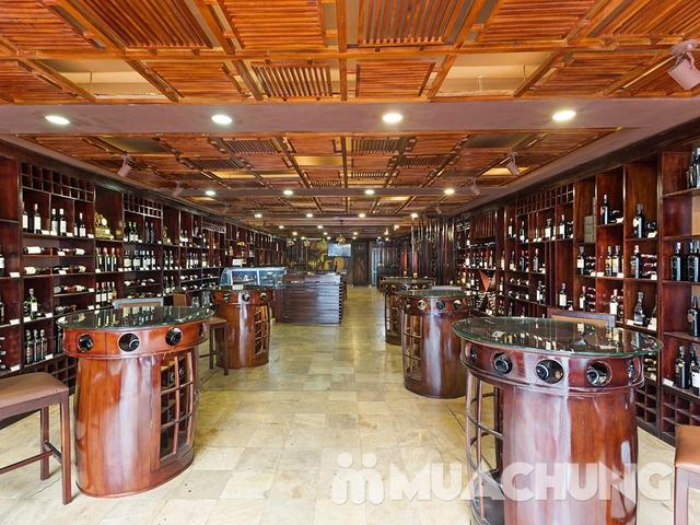 Thưởng thức Combo Steak Thượng hạng Cho 01 Người tại Nhà hàng Wine & Steak House Hồ Tây - 12