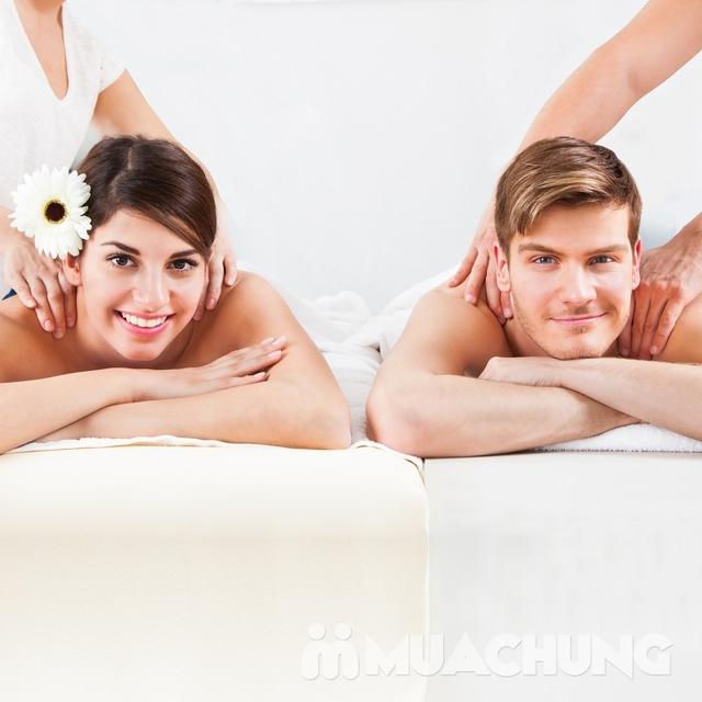 Hâm nóng tình cảm cho các cặp vợ chồng, cặp tình nhân với MASSAGE CẶP ĐÔI tại The Muse Spa - 10