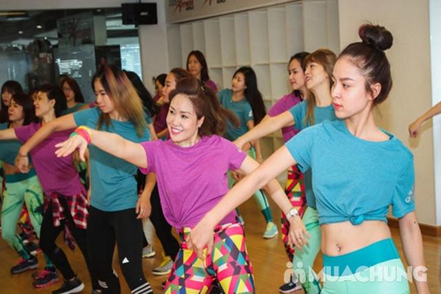 Khóa học Zumba 1 tháng dành Cho Người Lớn tại Trung tâm Yoga & Dance Âu Việt - 11