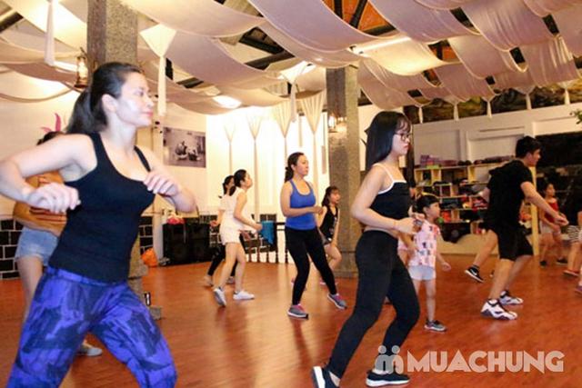 Khóa Học Zumba Kids 18 Buổi cho bé đón hè tại Âu Việt Yoga & Dance - 12