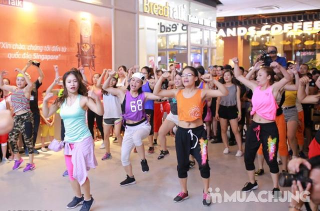 Khóa Học Zumba Kids 18 Buổi cho bé đón hè tại Âu Việt Yoga & Dance - 14