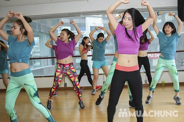 Khóa học Zumba 1 tháng dành Cho Người Lớn tại Trung tâm Yoga & Dance Âu Việt - 10