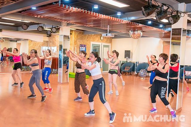Khóa Học Zumba Kids 18 Buổi cho bé đón hè tại Âu Việt Yoga & Dance - 13