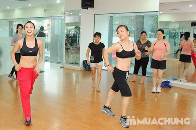 Khóa học Zumba 1 tháng dành Cho Người Lớn tại Trung tâm Yoga & Dance Âu Việt - 13