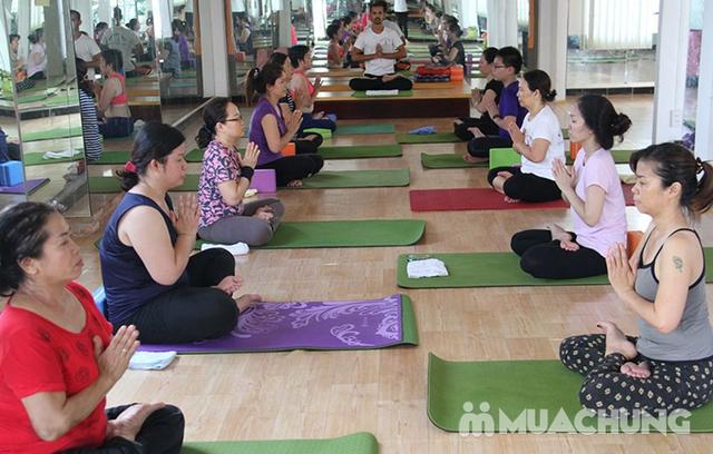 Khóa học Yoga Tiền mãn kinh 3 tháng tại Trung tâm Yoga & Dance Âu Việt - 10