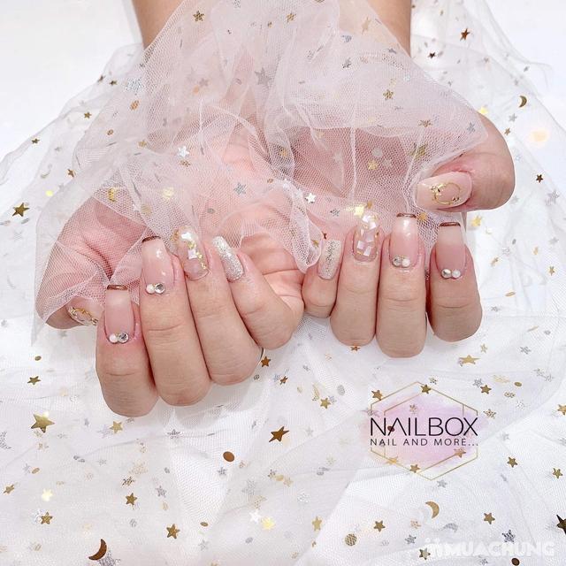 Chọn 1 trong 2 Combo làm đẹp xinh cho móng tại The Nail Box - 16